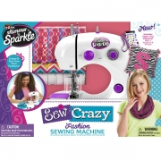 Shimmer N Sparkle Sew Crazy Fashion Symaskine