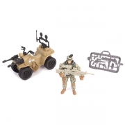 Soldier Force VIII Rapid Action ATV