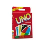 UNO Card Game EN