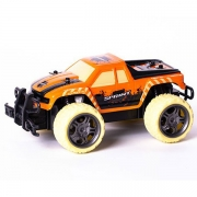 TechToys Gallop Beast Passion Orange og Gul