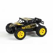 TechToys Fjernstyret Bil Muscle Off Road Gul