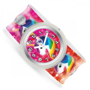 WATCHITUDE Slapwatch Rainbow Unicorns