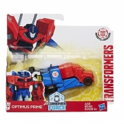Transformers 1 Step Changer Optimus Prime