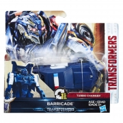 Transformers Turbo Chargers Barricade