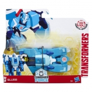 Transformers 1 Step Changer Blurr