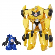 Transformers Activator Pack Stuntwing og Bumblebee