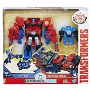 Transformers Activator Pack Hi-Test og Optimus