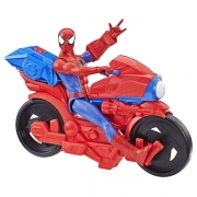 Spider Man Titan  Power Pack Cycle
