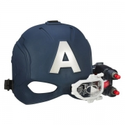 Captain America Scope Vision Hjelm
