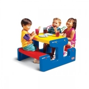 Little Tikes Junior Picnic Bord