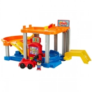 Fisher Price Rollin Ramp Garage