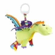 Lamaze Flip Flap Dragon rangle