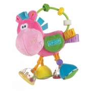 Hesten Clip Clop rangle pink