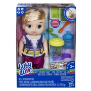 Baby Alive Sweet Spoonfuls Baby Boy Blond