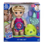 Baby Alive Potty Dance Baby Blond