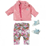 Baby Born Play n Fun Scooter Outfit