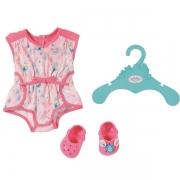 da0b8362573f Baby Born Pyjamas med sko og bøjle