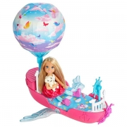 Barbie Chelsea DreamTopia Magical Dreamboat