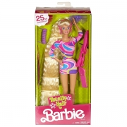 Barbie Totally Hair 25 års Jubilæumsdukke