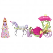 Barbie Sweetville Kingdom Karet