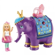 Barbie Chelsea med Elefant