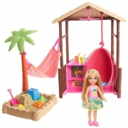 Barbie Dreamhouse Adventures Tiki Hytte