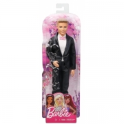 Barbie Ken brudgom