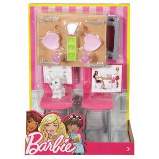 barbie møbler Barbie 96103 Indendørs møbler barbie møbler