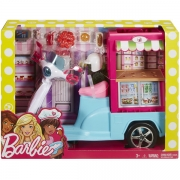 Barbie Bistro Vogn