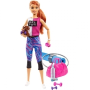 Barbie Wellness Dukke Fitness