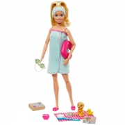 Barbie Wellness Dukke Spa