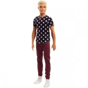 Barbie Fashionistas Ken Polka Dots