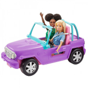 Barbie Off-Road Bil