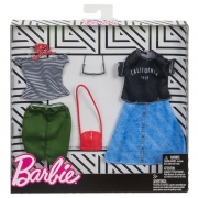 Barbie Complete Looks Fashion Tøjsæt