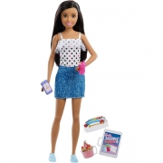 Barbie Babysitter Skipper Dots