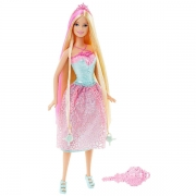 Barbie Dreamtopia 4 Kingdoms Hair Spell Prinsesse