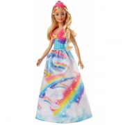 Barbie Dreamtopia Prinsesse Rainbow Cove