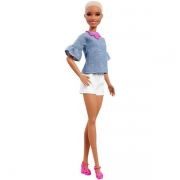 Barbie Fashionista Chic in Chambray