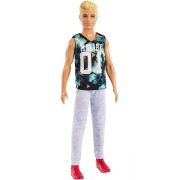 Barbie Ken Dukke Fashionistas Game Sunday