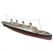 Billing Boats BB510 Titanic complete set