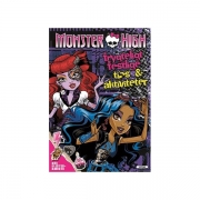 Monster High Aktivitetsbog