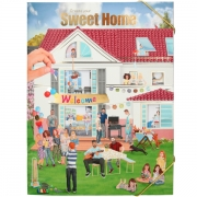 Create Your Sweet Home Aktivitetsbog