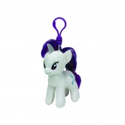 TY My Little Pony Rarity Nøglering