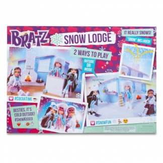 Bratz Snowkissed Winter Lodge