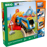BRIO Action Tunnel Startsæt Smart Tech