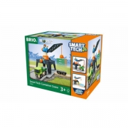 Brio 33962 Smart Tech Containerkran