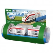 Brio 33890 Passagertog og Tunnel