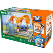 BRIO Action Tunnel Station Smart Tech