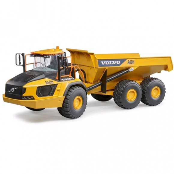 bruder volvo dumper a60h den superseje volvo dumper kan. Black Bedroom Furniture Sets. Home Design Ideas