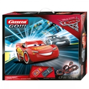 Carrera GO Disney Cars 3 Finish First sæt